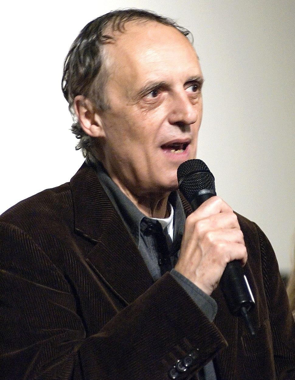 Dario Argento at Torino Film Festival 2006