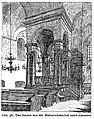 Das Innere aus der Maharschalschul samt Almemor.jpg
