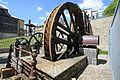 Das Wasserrad der alten Stadtmühle in Lößnitz (Erzgebirge) .. 2H1A3320WI.jpg