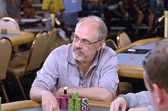 Poker strategy - David Sklansky at the World Series of Poker