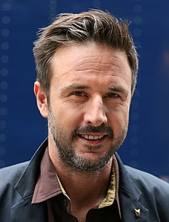 David Arquette actor and director from the United States