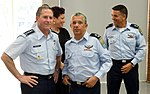 David Goldfein attends Israeli Air Force change of command ceremony, August 2017 (36173930880).jpg