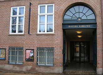 The David Collection - Image: Davids Samling