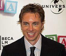 Dax Shepard, Star of the 2010 Film Brother's Justice.