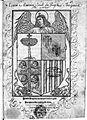 De Aragoniae Regibus-Escudo de Aragon.jpg