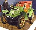 De Dion-Bouton Type Q aus Beaulieu hellgrün (2).JPG