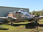 De Havilland Australia DHA-3 Drover (VH-FDU) at Caboolture Airfield (1).jpg