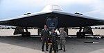 Dean Kamen visits Team Whiteman 160426-F-PD075-065.jpg