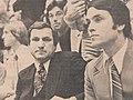 Dean Smith and Eddie Fogler, Duke Chronicle 1979-02-26.jpg