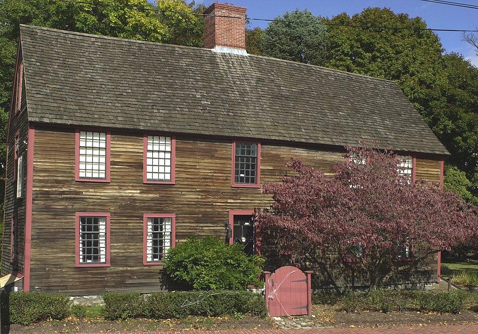 Deane Winthrop House Winthrop MA 02