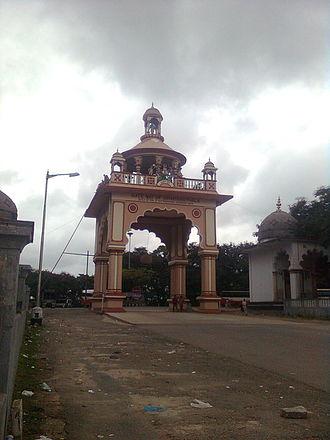 Dharmasthala Temple - Gateway of Dharmasthala