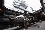 Defence Imagery - Helicopters landing aboard HMS Illustrious 05.jpg
