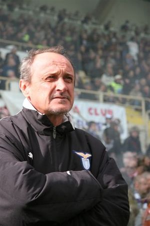 2010–11 U.S. Città di Palermo season - Delio Rossi, the head coach of Palermo until Week 27 and from Week 32.