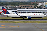 Delta Air Lines, N199DN, Boeing 767-332 ER (19560419963).jpg