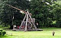 Demonstrating the Trebuchet - geograph.org.uk - 562414.jpg