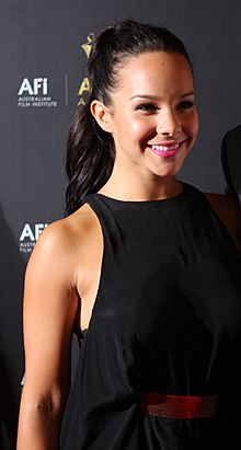 Dena Kaplan at the 2012 AACTA Awards (6795417599).jpg