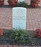 Deniliquin War Cemetery Headstone - Cooper.JPG