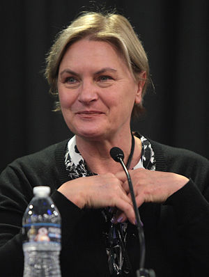 Denise Crosby - Crosby at the 2015 Phoenix Comicon