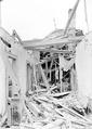 Der zerstörte Dachstock des Hauses Theurillat - CH-BAR - 3240422.tif