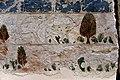 Desert animals. Wall fragment from the Sun Sanctuary Temple of Nyuserre Ini at Abu Gurob, Egypt. c. 2430 BCE. Neues Museum.jpg