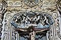 Dettaglio del crocifisso ligneo all'interno del Santuario.jpg