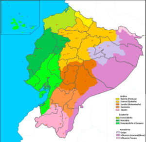spanish language in ecuador wikipedia
