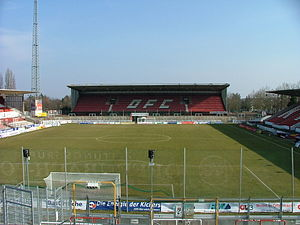 Stadion am Bieberer Berg - Stadion am Bieberer Berg