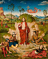 Dieric Bouts De opstanding van Christus ca. 1480, Mauritshuis Den Haag.jpg