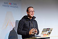 Diese Aufnahmen entstanden im Rahmen des 5. Wikimedia-Salon - Das ABC des Freien Wissens zum Thema Erinnerung am 27. November 2014 bei Wikimedia Deutschland. 16.JPG