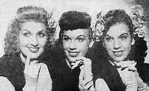 The Dinning Sisters - The Dinning Sisters