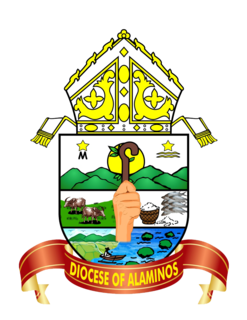Roman Catholic Diocese of Alaminos diocese of the Catholic Church in the Philippines