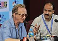 Director Andrew wordsdale briefing the Media on 'Foreign Cinema' at the 44th India International Film Festival of India (IFFI-2013), in Panaji, Goa on November 25, 2013.jpg
