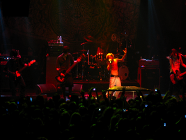 Dir En Grey in New York City, 2009