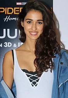 Disha Patani snapped at Spider Man Homecoming screening.jpg