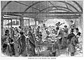 Distributing Soup at the Strangers' Home, Limehouse. Wellcome L0001116.jpg