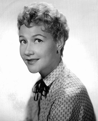 Dody Goodman - Goodman in 1958