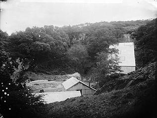 Dolau Cothi gold mine, Cynwyl Gaeo