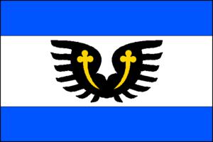Dolní Heřmanice - Image: Dolní Heřmanice flag
