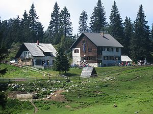 Menina Pasture Plateau - The Menina Pasture Lodge
