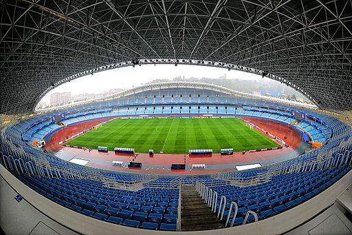 Donostia-San Sebastián Anoeta Stadium 1