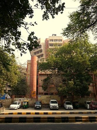 Doordarshan - Doordarshan Bhawan, Mandi House, Copernicus Marg, Delhi