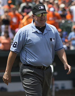 Doug Eddings American baseball umpire