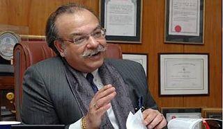 Sanjeev Bagai Indian paediatrician and medical administrator