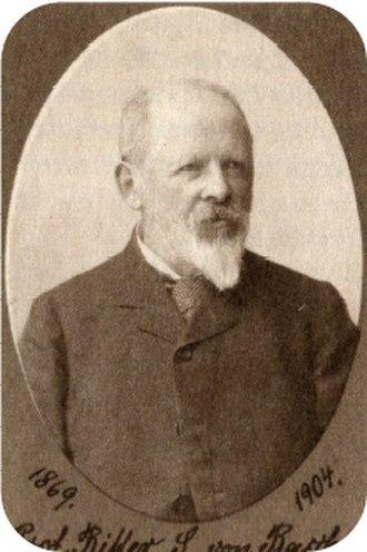 Samuel Siegfried Karl von Basch - Samuel Siegfried Karl von Basch