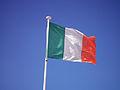Drapeau irlandais à Royan.JPG