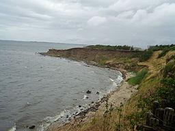 Drejo cliffs.   JPG