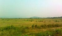 Dry landscape view at Gajapathinagaram.jpg
