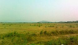 Seka pejzaĝvido ĉe Gajapathinagaram