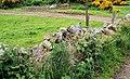 Drystone wall near Saintfield - geograph.org.uk - 1877371.jpg
