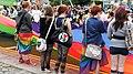 Dublin Gay Pride Parade 2011 - Before It Begins (5871247204).jpg